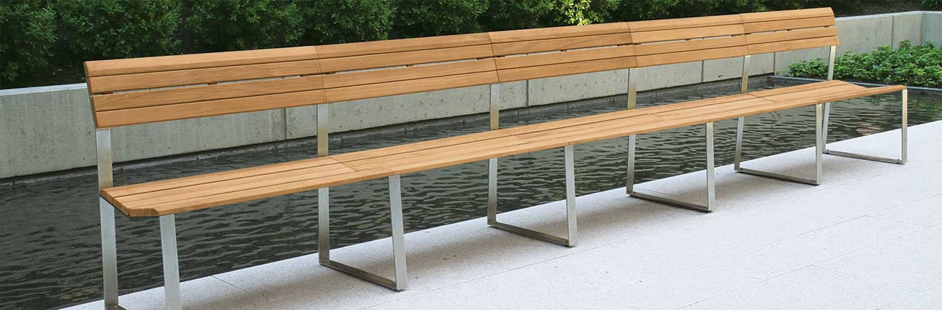 Contemporary Benches