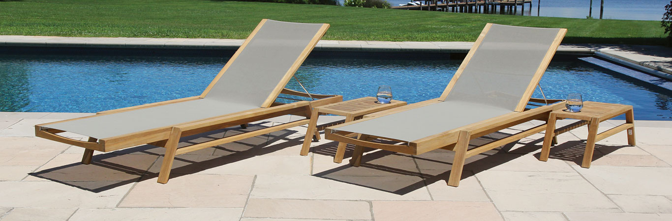 Summit Poolside Collection