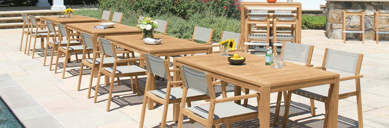 Summit Dining Collection