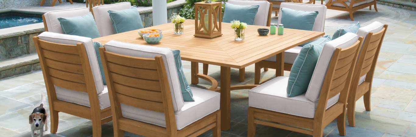 Fiori Dining Collection