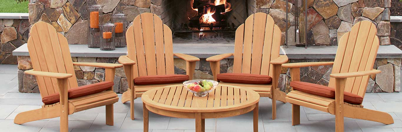 bali chairs teak patio rocker deep outdoor chair rocking lounge rockers seating adirondack