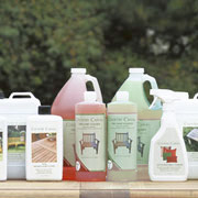 Teak Care Products