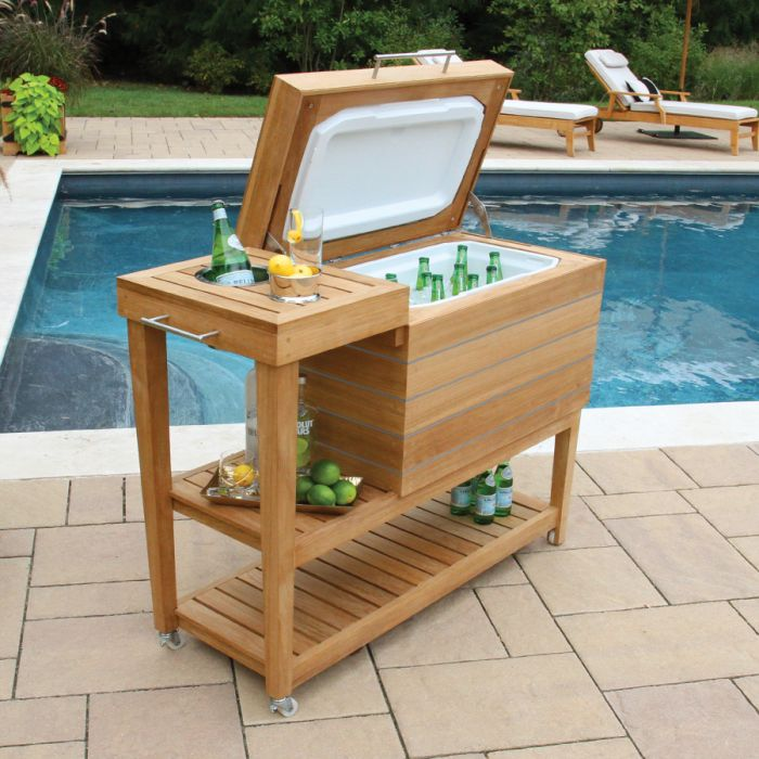 Drink Stand Cucina Cooler Cart