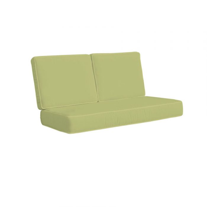 Outdoor Loveseat Replacement Cushions, Loveseat Cushion Outdoor