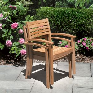 Teak Outdoor Dining Chairs Exclusive Teak Dining Chair Designs