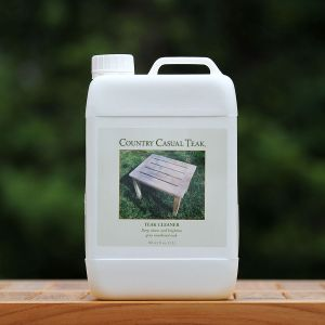 Teak Wood Cleaner - 3 Liter teak cleaning solution