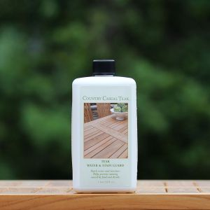 Teak Water & Stain Guard - 1 Liter.