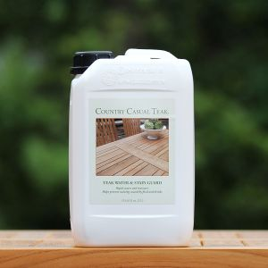Teak Water & Stain Guard - 3 Liter.