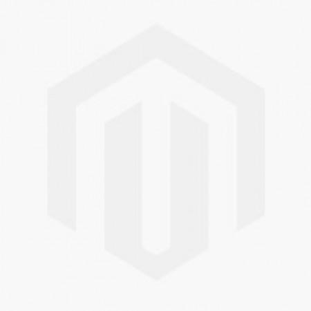 Teak chaise lounge with cushion.