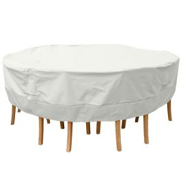 round outdoor table cover
