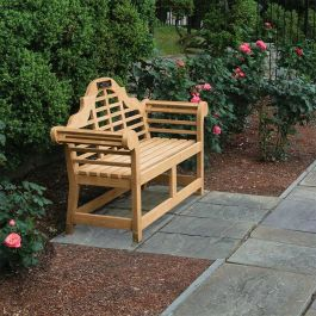 Lutyens Garden Bench Designed By Country Casual Teak