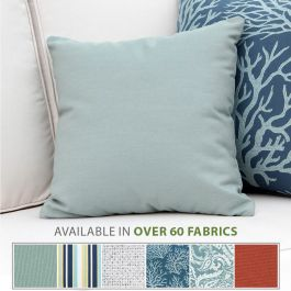 16 in. Square pillow