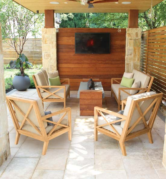 Apex Teak Lounge Furniture