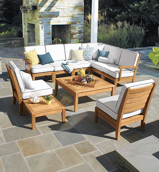 Dining Collection Teak Furniture Country Casual Teak