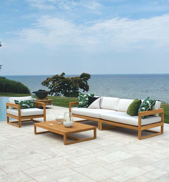 Casita Teak Outdoor Furniture Sets