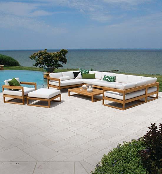 Casita Teak Outdoor Furniture Collection