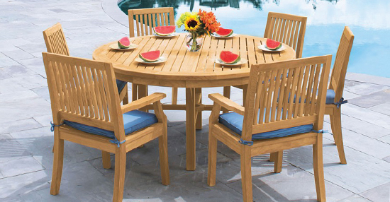 Teak Dining Collections