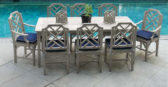 Chippendale Outdoor Furniture Collection