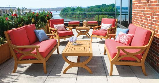 Superbe Teak Furniture   Outdoor Patio Furniture | Country Casual Teak