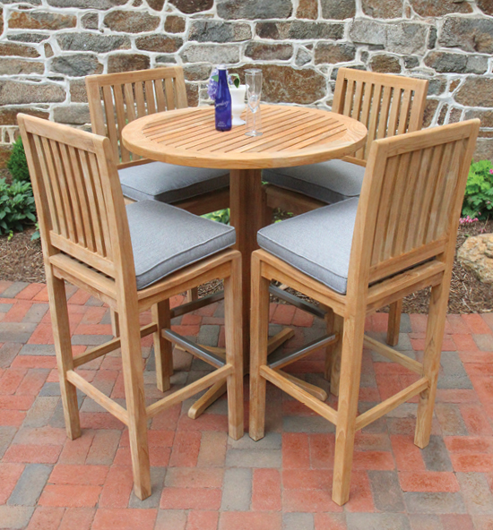 Foxhall Teak Dining Collection
