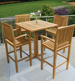 Foxhall Teak Furniture Collection