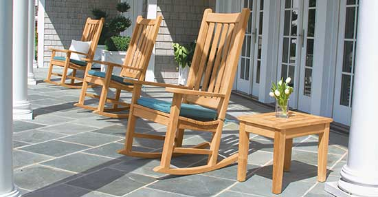 Teak Outdoor And Patio Furniture Country Casual Teak