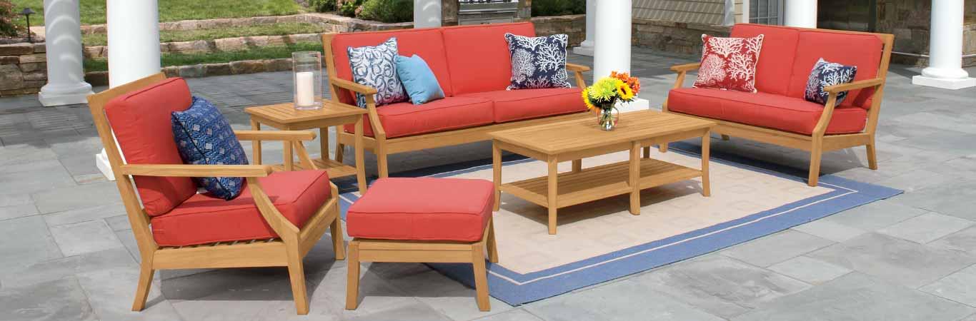 Teak Lounge Furniture
