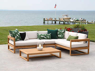 Casita Lounge Outdoor Sectional