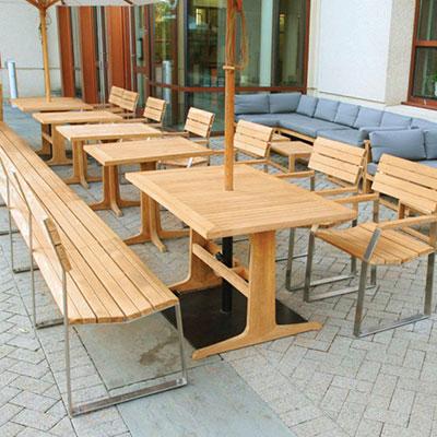 Teak Furniture Layouts