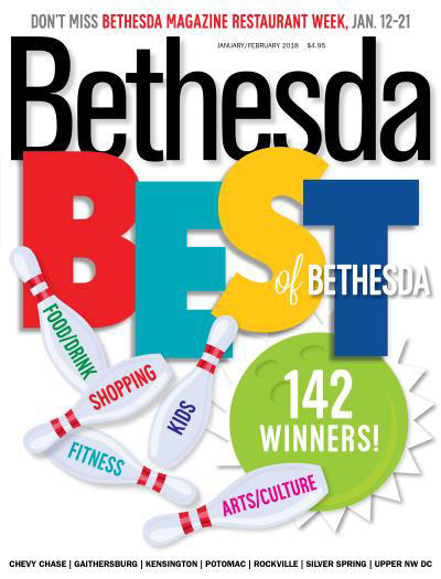 Best of Bethesda Cover