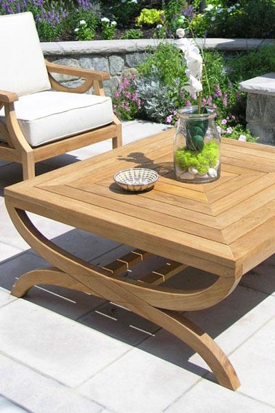 Fiori Square Dining Table