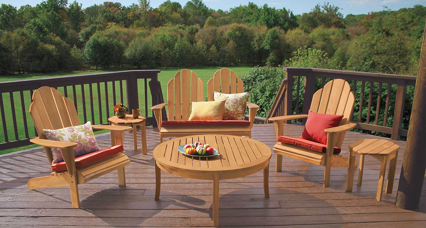 Teak Outdoor and Patio Furniture - Country Casual Teak