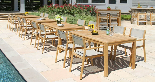 Summit Dining Table & Chairs