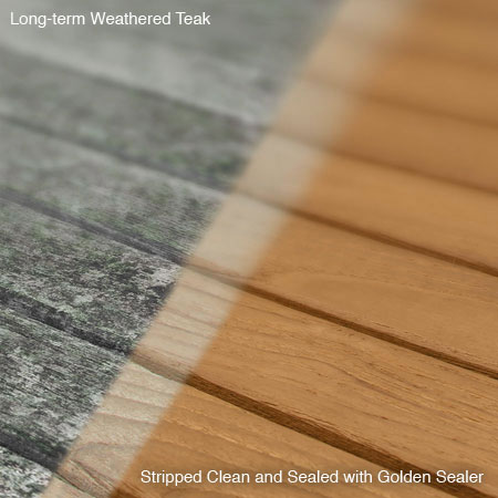 Country Casual Teak Golden Sealer