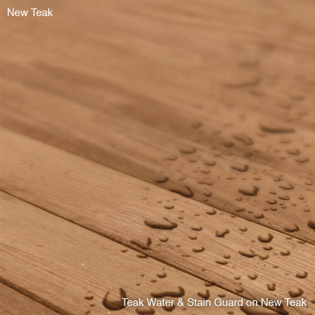 Protect Teak Furniture Teak Water And Stain Guard