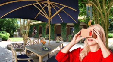 Country Casual Teak Virtual Reality Experience